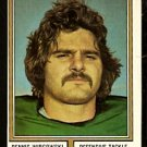 PHILADELPHIA EAGLES DENNIS WIRGOWSKI 1974 TOPPS # 518 EM/NM