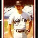 BOSTON RED SOX DAVE STAPLETON 1983 TOPPS STICKER # 35
