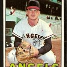 CALIFORNIA ANGELS TOM EGAN 1967 TOPPS # 147 EX/EM