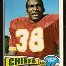 KANSAS CITY CHIEFS WENDELL HAYES 1975 TOPPS # 43 NR MT