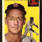 BOSTON RED SOX SID HUDSON 1954 TOPPS # 93 EX