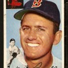BOSTON RED SOX MEL PARNELL 1954 TOPPS # 40 EX