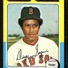 BOSTON RED SOX DIEGO SEGUI 1975 TOPPS # 232 NR MT