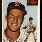 BOSTON RED SOX TED LEPCIO 1954 TOPPS # 66 VG