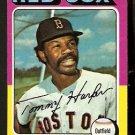 BOSTON RED SOX TOMMY HARPER 1975 TOPPS # 537 EM/NM