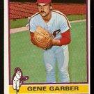 PHILADELPHIA PHILLIES GENE GARBER 1976 TOPPS # 14 EX
