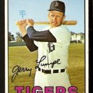 DETROIT TIGERS JERRY LUMPE 1967 TOPPS # 247 EX