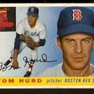 BOSTON RED SOX TOM HURD 1955 TOPPS # 116 EX