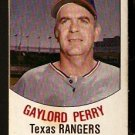 TEXAS RANGERS GAYLORD PERRY 1977 HOSTESS TWINKIE # 73