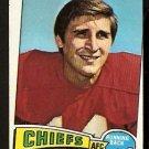 KANSAS CITY CHIEFS ED PODOLAK 1975 TOPPS # 373