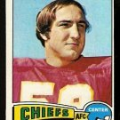 KANSAS CITY CHIEFS JACK RUDNAY 1975 TOPPS # 401 EX MT
