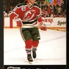 NEW JERSEY DEVILS PETER STASTNY 1992 PRO SET PUCK CANDY # 16