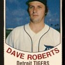 DETROIT TIGERS DAVE ROBERTS 1977 HOSTESS # 101
