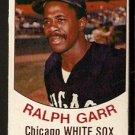 CHICAGO WHITE SOX RALPH GARR 1977 HOSTESS TWINKIE # 108