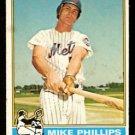 NEW YORK METS MIKE PHILLIPS 1976 TOPPS # 93 VG