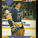 ST LOUIS BLUES VINCENT RIENDEAU 1990 PRO SET # 270