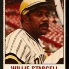 PITTSBURGH PIRATES WILLIE STARGELL 1978 HOSTESS # 11