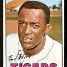 DETROIT TIGERS EARL WILSON 1967 TOPPS # 305 EX
