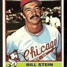 CHICAGO WHITE SOX BILL STEIN 1976 TOPPS # 131 EX/EM