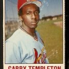 ST LOUIS CARDINALS GARY TEMPLETON 1978 HOSTESS # 43