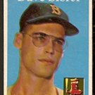 BOSTON RED SOX DAVE SISLER 1958 TOPPS # 59 EX/EM