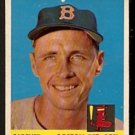 BOSTON RED SOX SAMMY WHITE 1958 TOPPS # 414 EX MT