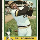PITTSBURGH PIRATES BILL ROBINSON 1976 TOPPS # 137 VG