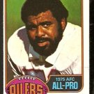 HOUSTON OILERS CURLEY CULP ALL PRO 1976 TOPPS # 40 VG/EX