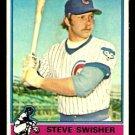 CHICAGO CUBS STEVE SWISHER 1976 TOPPS # 173