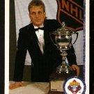 ST LOUIS BLUES BRETT HULL LADY BYNG 1990 UPPER DECK # 203