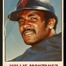NEW YORK METS WILLIE MONTANEZ 1978 HOSTESS # 143