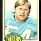 SAN DIEGO CHARGERS ED FLANAGAN 1976 TOPPS # 157 EX MT