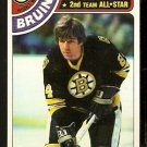 BOSTON BRUINS TERRY O'REILLY ALL STAR 1978 TOPPS # 40 NR MT