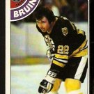 BOSTON BRUINS BRAD PARK 1978 TOPPS # 79 NR MT