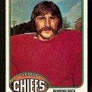 KANSAS CITY CHIEFS ED PODOLAK 1976 TOPPS # 49 EX+