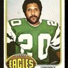 PHILADELPHIA EAGLES JOHN OUTLAW 1976 TOPPS # 181 VG
