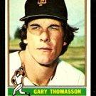 SAN FRANCISCO GIANTS GARY THOMASSON 1976 TOPPS # 261 EX/EM