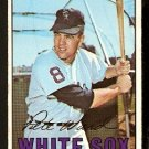 CHICAGO WHITE SOX PETE WARD 1967 TOPPS # 436 G/VG