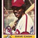 PHILADELPHIA PHILLIES DAVE CASH 1976 TOPPS # 295 G/VG