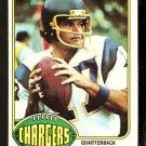 SAN DIEGO CHARGERS JESSE FREITAS 1976 TOPPS # 237 EX+
