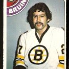 BOSTON BRUINS DWIGHT FOSTER ROOKIE CARD RC 1978 OPC O PEE CHEE # 271