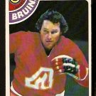BOSTON BRUINS DICK REDMOND 1978 OPC O PEE CHEE # 23 NR MT