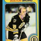 BOSTON BRUINS RICK MIDDLETON 1979 OPC O PEE CHEE # 10 VG/EX