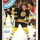 PITTSBURGH PENGUINS GREGG SHEPPARD 1978 OPC O PEE CHEE # 18 EX+/EM