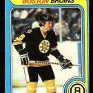 BOSTON BRUINS DICK REDMOND 1979 OPC O PEE CHEE # 129