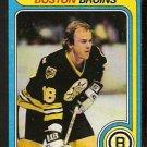 BOSTON BRUINS RICK MIDDLETON 1979 TOPPS # 10
