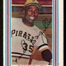 PITTSBURGH PIRATES MANNY SANGUILLEN 1976 KELLOGGS 3-D SUPER STARS # 42  NR MT