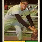 BOSTON RED SOX TOM BREWER 1961 TOPPS # 434 NR MT