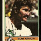 BALTIMORE ORIOLES BOBBY GRICH 1976 TOPPS # 335 good