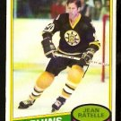 BOSTON BRUINS JEAN RATELLE 1980 OPC O PEE CHEE # 6